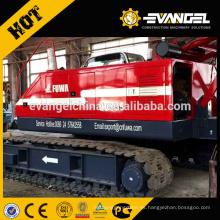 Marca de fábrica FUWA 35 toneladas de mini grúa de correa eslabonada QUY35