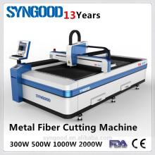 Metal Cutting 0.5-16mm espessura Design aberto 1500 * 3000mm