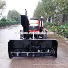 Schneeschleudermaschine für Traktor Loader