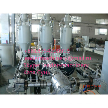 Glassfiber Reinforced PP PPR Pipes Extrusion Line, Machinery for Pipes, PP Pipe Extrusion Machinery.