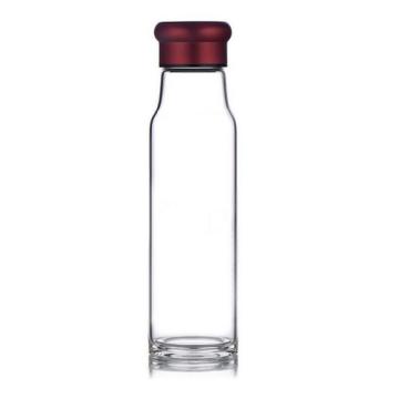 Borosilikatglas Handgefertigte Wasserflasche