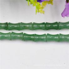 Neue Bambus Stil kostbare Perlen Modeschmuck