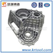 Moulage en aluminium de précision adapté aux besoins du client pour le véhicule
