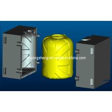 Soufflant le réservoir de bouteille de réservoir d'eau