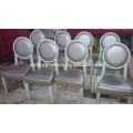 Столик банкетный ресторан обеденный стул XYN2754