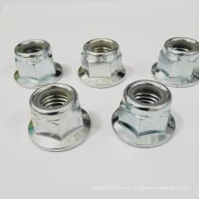 Standard-Sechskantschweißkappen-Kontermuttern