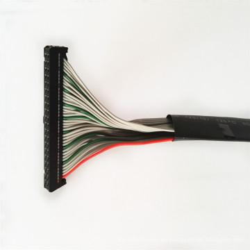 Cable de cinta de la máquina de grabado 40pin