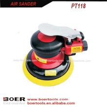"""5 """"/ 6"""" kein Vakuum Air Orbital Sander hoher Geschwindigkeit Air Sander Air Handfläche Sander"""