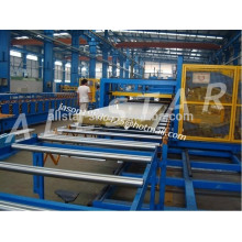 Rockwool sandwich panel machine, Rock Wool Sandwich Panel Production Line