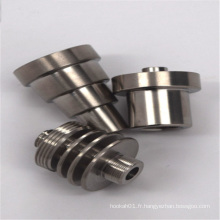 Hexadab Universal Titanium pour Fumer avec E-Nail Insert Style (ES-TN-030)