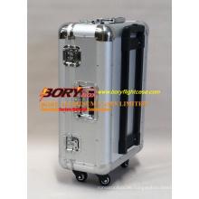 ABS Trolley Pilot Case mit Werkzeugkoffer Hardware