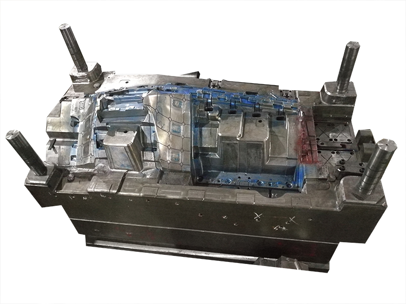 Precision plastic injection molds quality