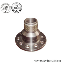 Arbre à rotor forgé en aluminium forgé Rotor Shaft
