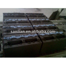 QFT6-15 Máquinas de moldeo de bloques de hormigón
