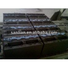 Máquinas de moldagem de blocos de concreto QFT6-15