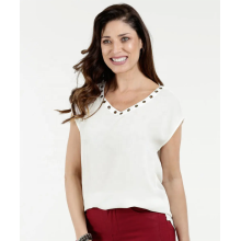 Summer ladies sleeveless tops elegant women shirts