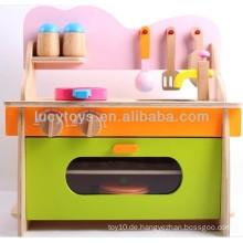 Holzküchenspielzeug