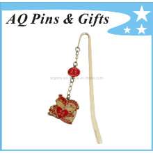 High Quality Imitation Cloisonne Metal Bookmark for Wedding (bookmark-006)