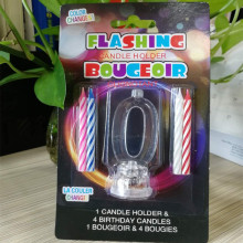 Hot Sale Electronic LED Candle/Birthday Number Candle
