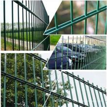 2015 vente chaude double clôture grillagée