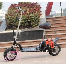 2016 Фабрика сразу продает с дороги 43cc газовый скутер Et-GS005)