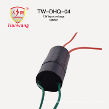 Cylindrical Universal Pulse Transformer for Automatic Electronic Gas Burner