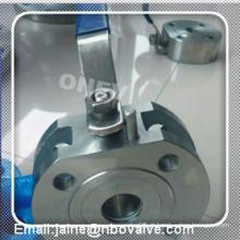 A105 Válvula de Esfera Wafer Ultra Delgada