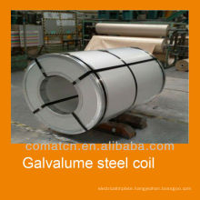 2013 Alu-Zinc steel coils, coating 80g