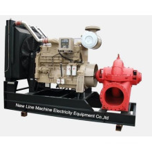 Diesel Engine Driven Boost Pump