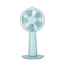 China for Rechargeable Table Fan Mini Portable USB Cooling Fan with Cosmetic Mirror supply to Italy Exporter