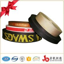 Individuell bedruckter Polyester Jacquard Gurtband / Nylon Gurtband