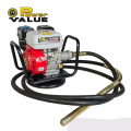 Electric petrol powered concrete vibrator for sale