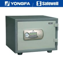 Yongfa 33cm Höhe Ale Panel Elektronische Feuerfeste Safe