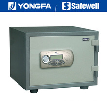 Yongfa 33cm Height Ale Panel Electronic Fireproof Safe