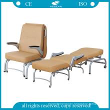 AG-AC005 Luxurious Comfortable High Quality Folding ISO&CE Accompany Chair