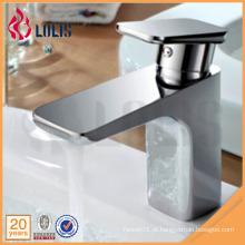 Produtos da China single handle cromo torneiras da lavatório do banheiro