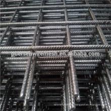 Fabricación de malla de refuerzo de hormigón BRC Manufacturing