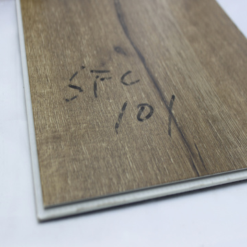 UV protected Anti-bacterial Spc Flooring IXPE Pad