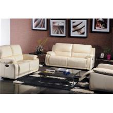 Sofá elétrico reclinável EUA L & P sofá do mecanismo para baixo do sofá (740 #)