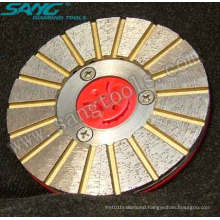 Diamond Grinding Cup Wheel for Stone (SA-068)
