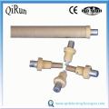 Platinum dan Rhodium Expendable Thermocouple