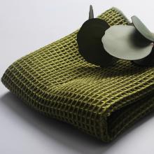 Serviettes en microfibre à motif gaufré