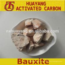 ISO Certified 70-90% Calcinierter Bauxit zu verkaufen