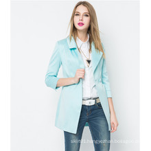 2016 High Quality Women′s Long Winter Coat for Ladies