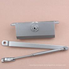 RDC-01 CE Puerta cuadrada de aluminio cierra 60 ~ 80 Kg
