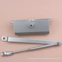 RDC-01 Ferme-porte carrée en aluminium CE 60 ~ 80 Kg