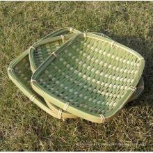 Бамбуковая корзинка высокого качества ручной работы (BC-NB1005)