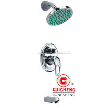 Concealed bathtub mixer 109104