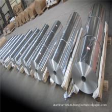 Feuille d'aluminium ménagère sûre et jetable pour l'emballage