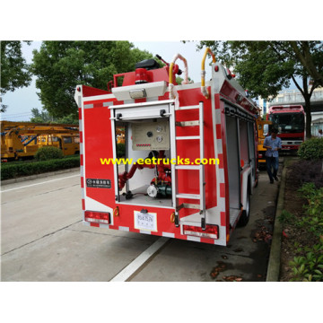 Dongfeng 1000 Gallon Special Fire Trucks